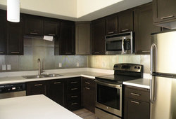 Urbanite Kitchen and island