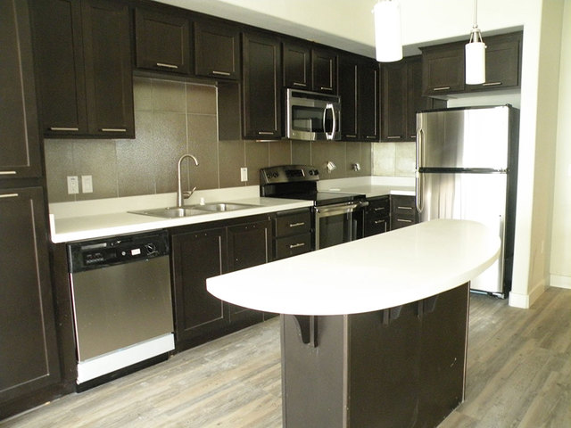 East Villager Kitchen Island